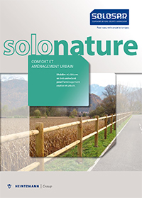 Brochure SOLONATURE