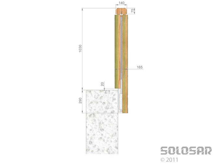 S103 - ancrage latéral